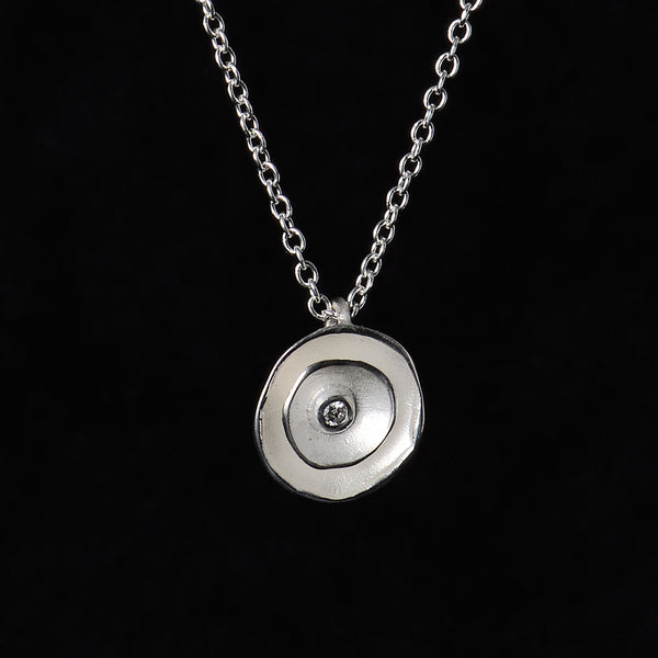Sarah-Richardson-sterling-silver-diamond-pendant-necklace