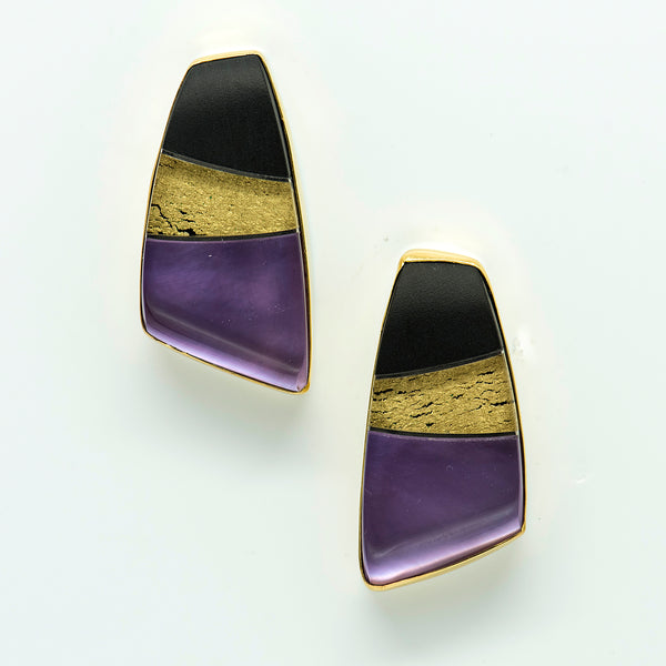 black-jade-18k-gold-amethyst-earrings-22k-18k-Jennifer-Kalled