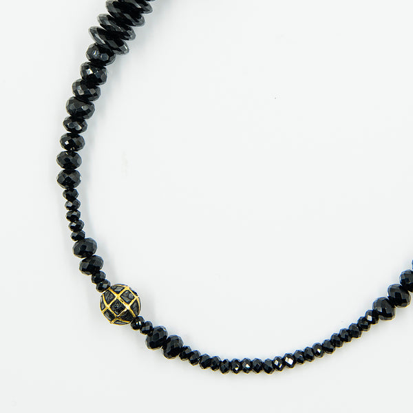 Jennifer-Kalled-black-spinel-lava-rock-14k-gold-necklace
