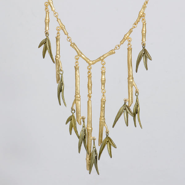 Michael-Michaud-Silver-Seasons-Bamboo-necklace