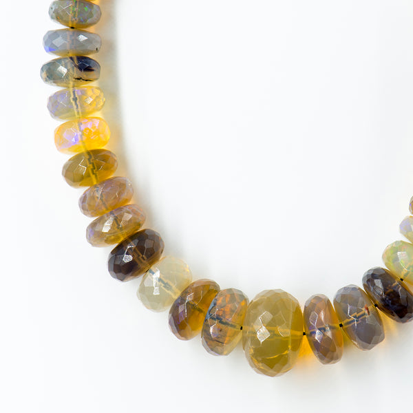 boulder-opal-beaded-necklace-gold-Jennifer-Kalled