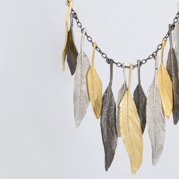 Michael-Michaud-Silver-Seasons-Feathers-necklace