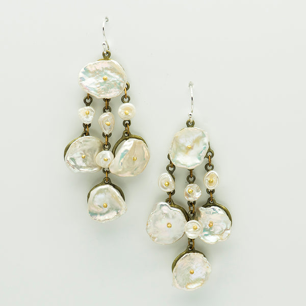 Michael-Michaud-Silver-Seasons-silver-dollar-shower-earrings-kalled-gallery
