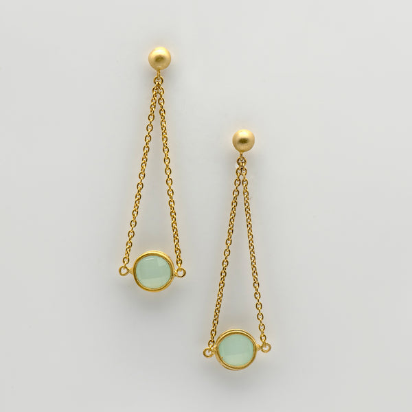 Designs-by-Ehmar-electrium-post-earrings-chalcedony-kalled-gallery