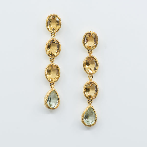 Vasant-Designs-citrine-green-amethyst-vermeil-earrings-kalled-gallery