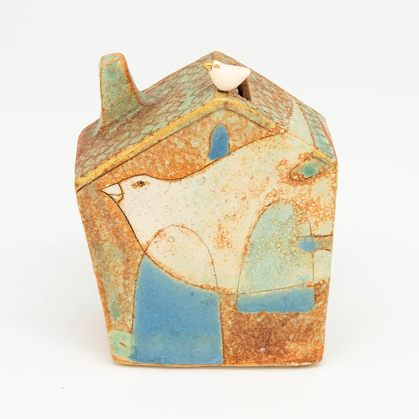 Margaret-Wozniak-stoneware-bank-bird-Dove-Kalled-Gallery