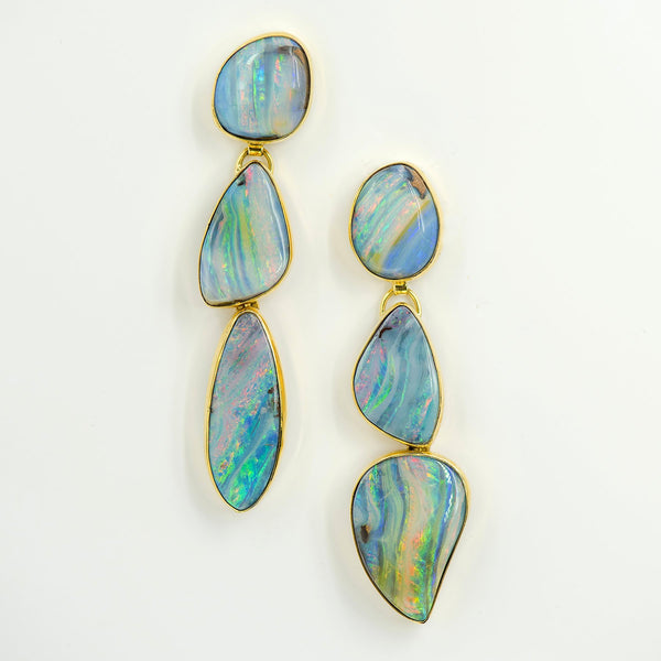 opal-australian-boulder-opal-22k-18k-14k-gold-post-earrings-Jennifer-Kalled