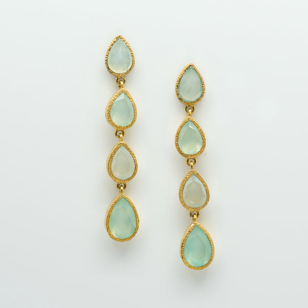 Vasant-Designs-chalcedony-vermeil-post-earrings-kalled-gallery