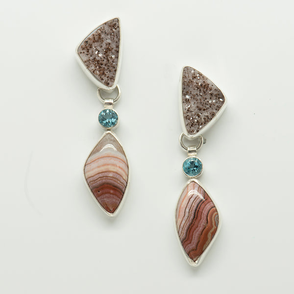 Jennifer-Kalled-agate-drusy-post-earrings-sterling-silver