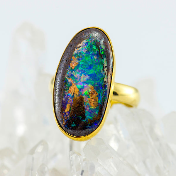 yowah-boulder-opal-22k-18k-gold-ring-Jennifer-Kalled