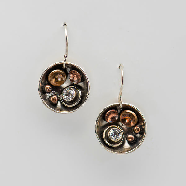 Tamara-Kelly-sterling-silver-earrings-wire-disc-crystal-kalled-gallery