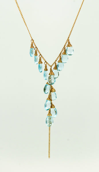 blue-topaz-necklace-gold-fill-Sara-Danielle-Kalled-Gallery