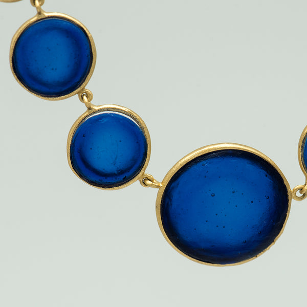 Michael-Vincent-Michaud-cobalt-blue-necklace