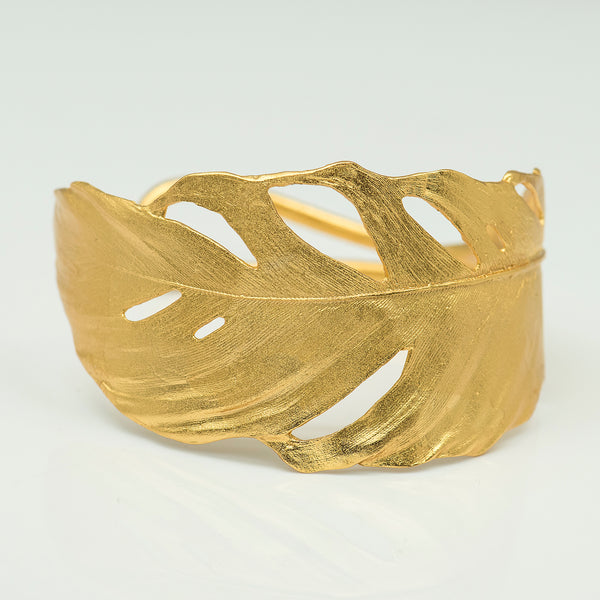 Michael-Michaud-Feather-cuff-bracelet-kalled-gallery