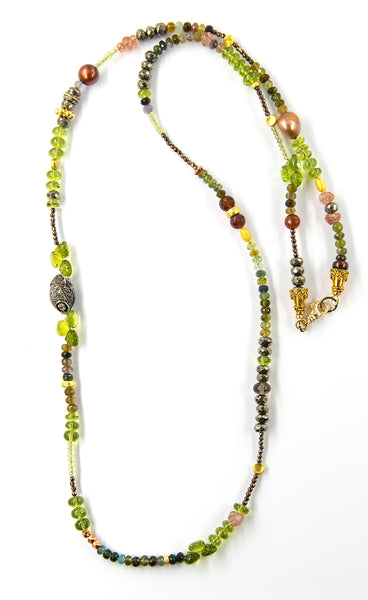 beaded-chain-gold-Jennifer-Kalled