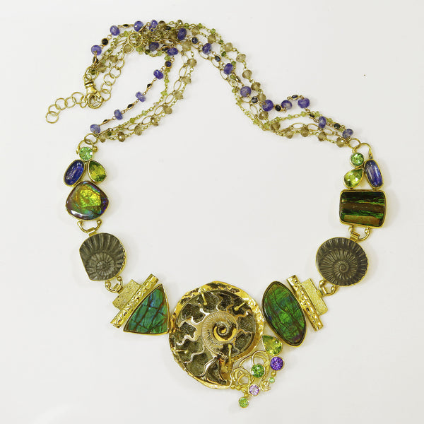 Ammonite-Necklace-Jennifer-Kalled