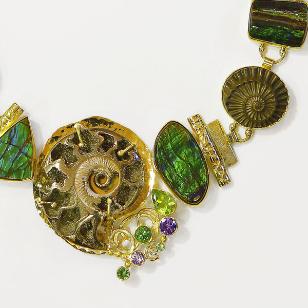 Jennifer-Kalled-Ammonite-Necklace
