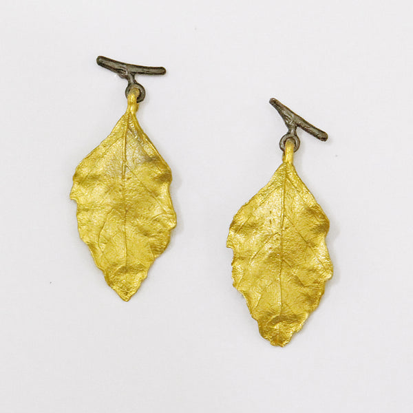 Michael-Michaud-Autumn-leaves-earrings