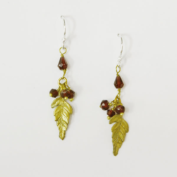 Michael-Michaud-Fern-Earrings
