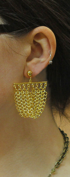 Peter M Earrings
