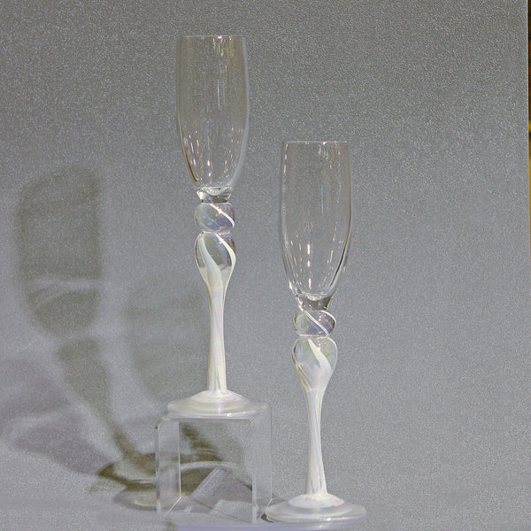 Rosetree-glass-ivory-champagne-flutes-kalled-gallery