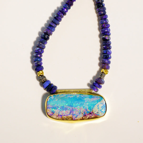 boulder-opal-necklace-black-opal-kalled-kasso