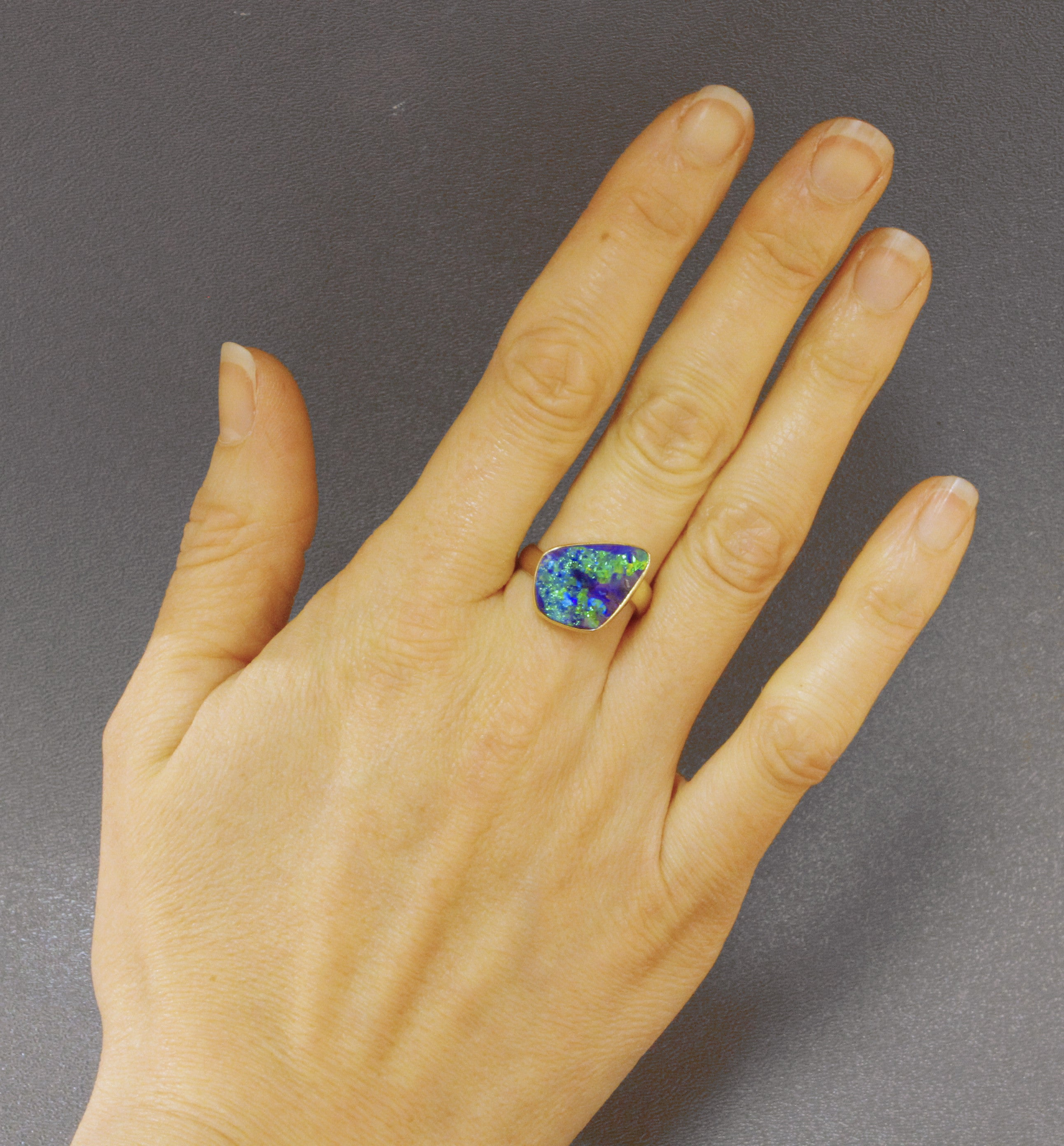 woodland pin reserved c wise opal etsy opalwing by boulder on ring for rings engagement branch tree