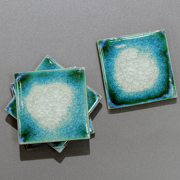 Dock Six Pottery-Coasters
