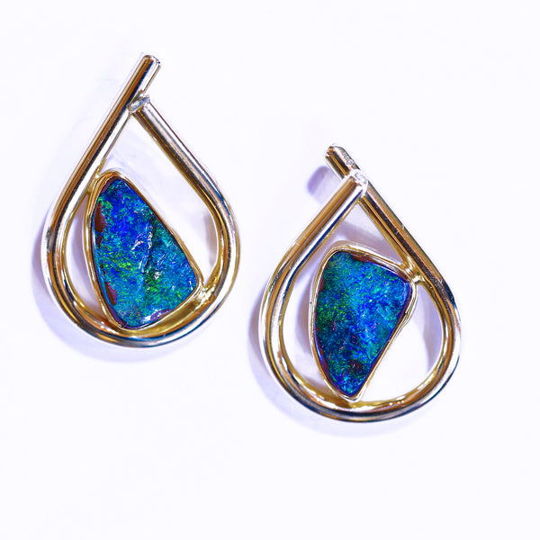 opal-earring-teardrop-kalled-kasso