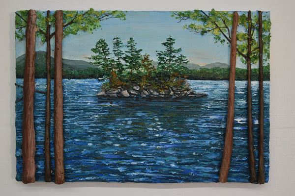 "Rick Epstein ""NH Lake"""