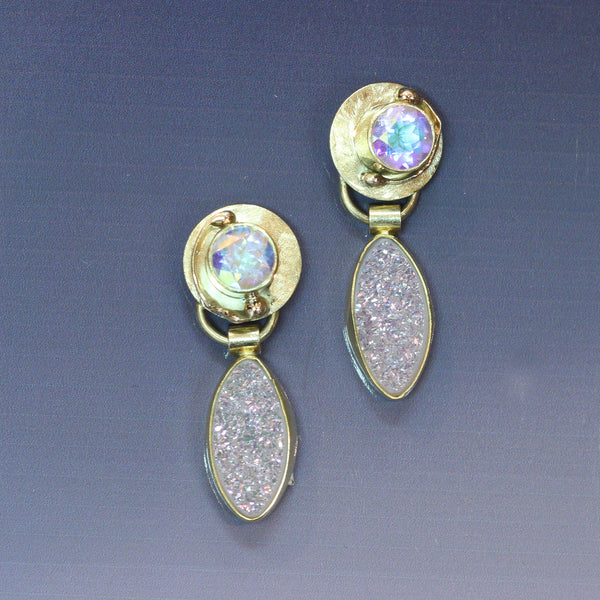 Small Etruscan Earrings
