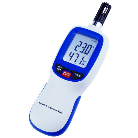 PD_35 Kibeland Digital Humidity & Temperature Meter, Temperature range -20~70¢XC, Humidity range 0~100%RH, Min/Max Hold, LCD Backlight
