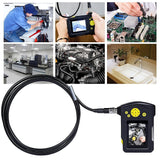 PD_1 Kibeland 8.2mm Digital Waterproof Handheld Endoscope Digital Inspection Camera System 2.7 inch Screen Monitor and 1 Meter Cable