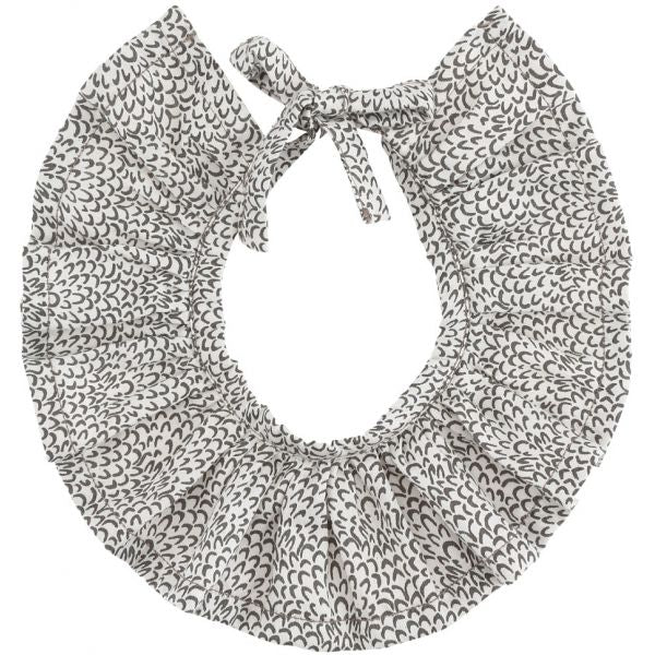 Girls Collar Marshmellow