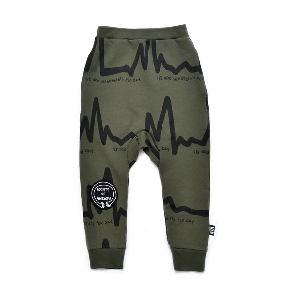 Heart Beat Sweat pants