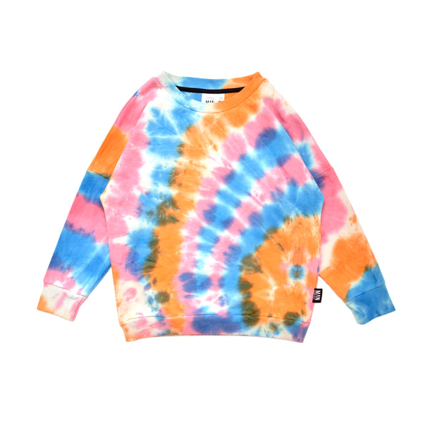 The DYE Loose Sweater