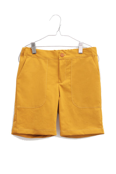 Pocket Pants Ochre