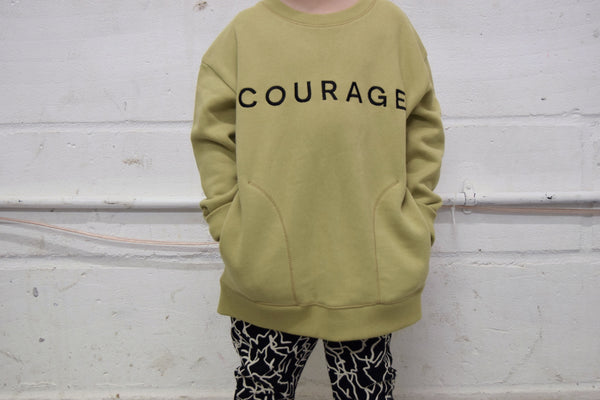 Courage Sweatshirt