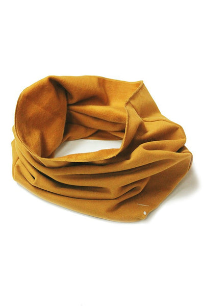 Endless Scarf Mustard