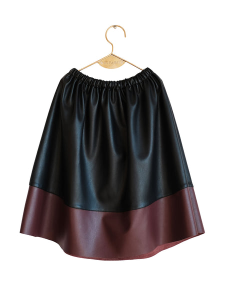 Lurdes Black Skirt