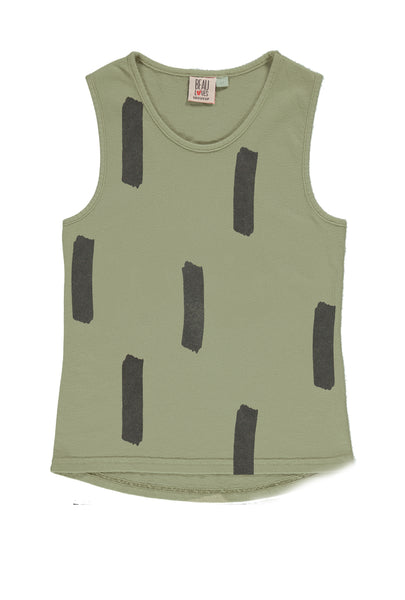 Paint brush Vest