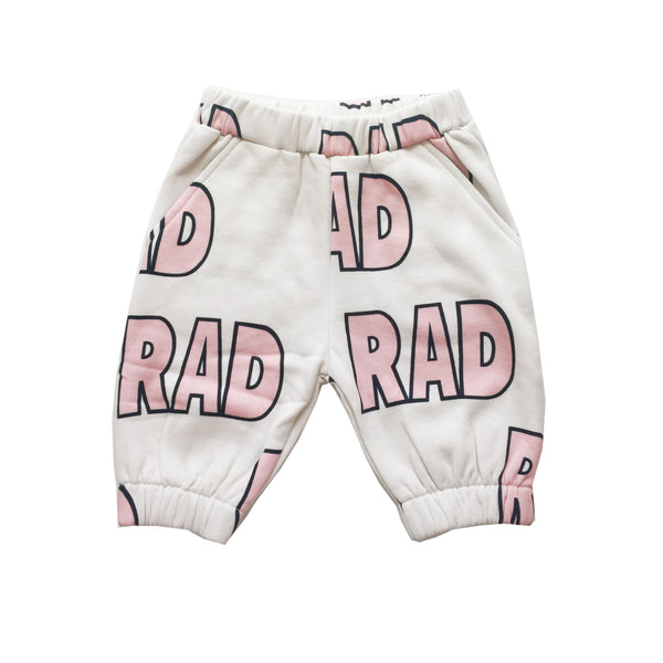 Knee Sweat Rad shorts