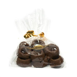 Chocolate Coated Aniseed Rings