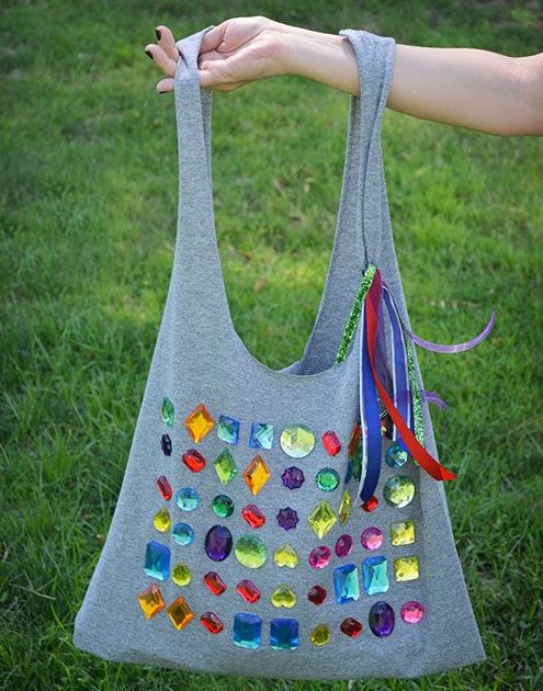 Candy Crush Tote Bag - Tutorial