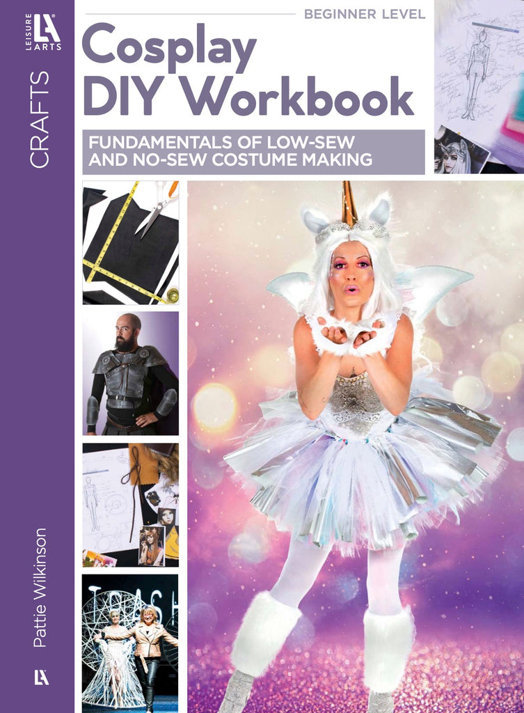 Cosplay DIY Workbook