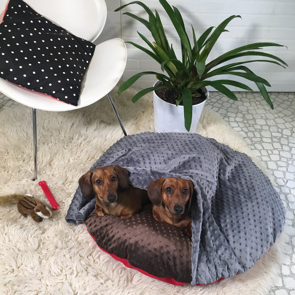 Doggie Donut - DIY Dog Bed