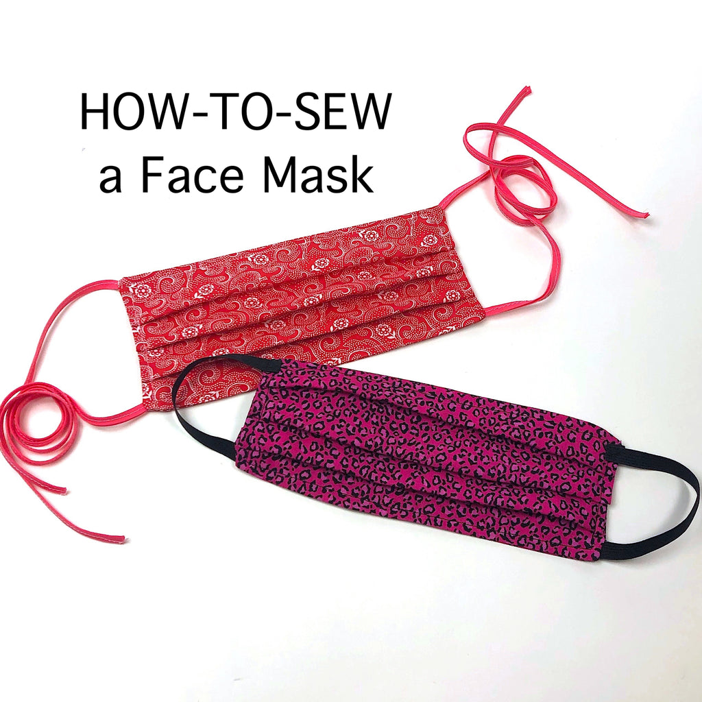 How to Make a Mask for COVID 19 Coronavirus