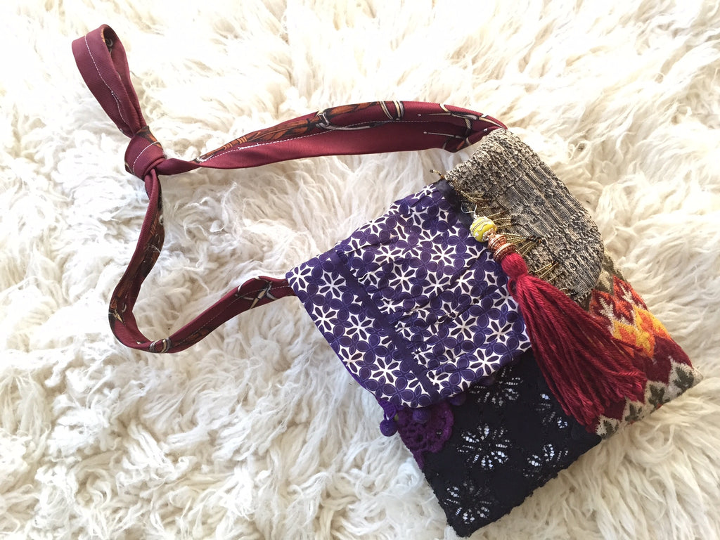 Weekend  Bag & Tassel