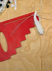 How to make a wall hanging