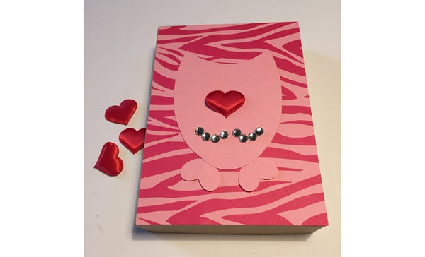 Valentine's Day Owl Box -body